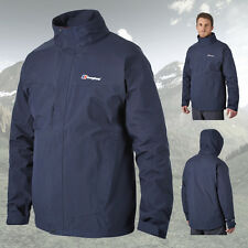 Berghaus Mens Bowfell Waterproof Goretex GTX Jacket Coat - Eclipse Blue - New