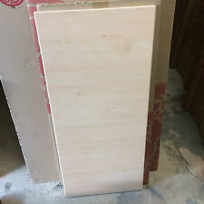 Howdens Greenwich Maple Kitchen Cupboard Door Drawer front & plinth replacements