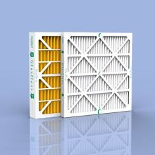 "GlasFloss 2"" High Quality Air and Furnace Filters - MERV 8 + MERV 11, FREE SHIP!"