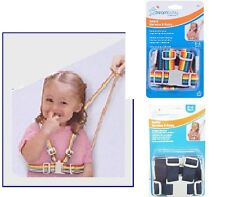 Dreambaby Baby/Toddler Safety Harness & Walking Reins-High Chair/Stroller