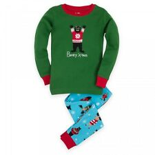 HATLEY BEARY XMAS CHRISTMAS BEAR PJ SET