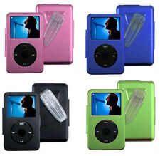 For Apple iPod Classic Video 5g 5th gen 60GB 80GB Metal Aluminum Case Cover