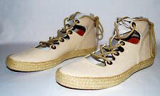 POINTER PATRICIA NATURAL HEMP WOMENS FASHION TRAINERS URBAN OUTFITTERS