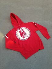 AUTHENTIC LAST KINGS GOLD STAR HOODIE RED sweater - diamond supply,pink dolphin