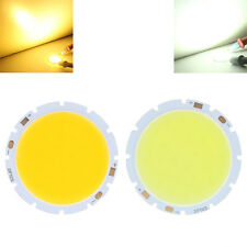 10W Mini Round COB Super Bright LED Chip Bulb Lamp Light Cold/Warm White 32-34V