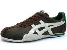 NIB AUTH Onitsuka Tiger by Asics Runspark Brown/ Hunter size Men's 8.5