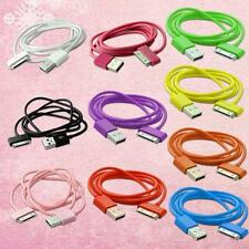 USB DATA SYNC CHARGE CHARGING CABLE CORD FOR IPAD 3/2/1 IPHONE 3GS 4S 3 4 IPOD