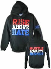 John Cena Rise Above Hate Pullover Hoody Sweatshirt New