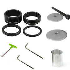 STUNT SCOOTER SCS SHIM CAP BOLT HEADSET SPACERS 5MM ALAN KEY BIKE BMX FORK CLAMP