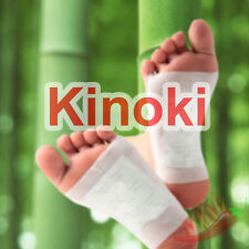 10 14 28 30 80 100 120 Kinoki Detox Foot Pads Herbal Patches & Adhesive Sheets