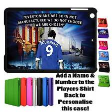 PERSONALISED EVERTON UNOFFICIAL MAGNETIC COVER IPAD MINI SMART CASE GIFT
