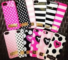 Victoria's Secret PINK Sheetmetal Rubber Case For iPhone6,iPhone6 plus iPhone5