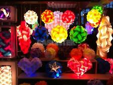 Creative IQ Jigsaw Lamp Puzzle ZE Light Lampshade Party Lighting Decoration DIY