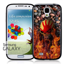 Five Finger Death Punch Punk Rock In Fire Hard Case For Samsung Galaxy S3 S4 S5