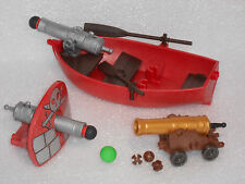 Cannon:  CHOOSE 1:  PLAYMOBIL  Pirate Boat/Army Soldier/Civil War Diorama