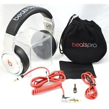 New Condition Beats By Dr. Dre Pro Noise Reduction Over-Ear Genuine Headphones