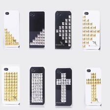 Punk style Cross Pyramid Studs Nails Hard Case skin for Various LG Cell Phone
