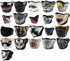 Zan Headgear Neoprene Half Face Mask