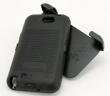 for Galaxy Note 2 - Best Quality Case with Belt Clip Holster & Screen Protector