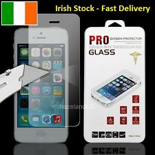0.3mm Ultra-thin 2.5D border Tempered Glass Screen Protector for iphone 5/5s/5c