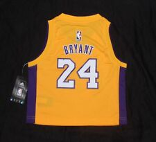 Los Angeles LA Lakers adidas Kobe Bryant Toddler Home Jersey 2T - 4T