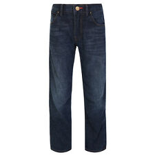 Boys Straight Leg Jeans With Orange Detail Back Pocket 12 Months - 14 Years 1699