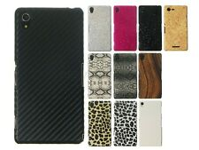 Stylish Fashion Pattern Hard Back Cover Case for Sony Xperia Phone Mobile