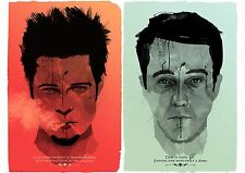 The Fight Club Movie Poster