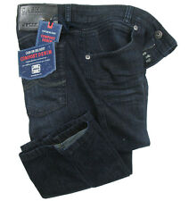 JOKER Jeans FREDDY dark blue used mit Stretchanteil COMFORT DENIM