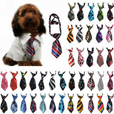 Puppy Fashion Pet Necktie Handsome Clothes Bow Tie Lovely Accessory Collar Dog