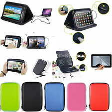 "Colorful Speaker Leather Case+Film For 10.1"" Intel ECS TA10CA3 Andriod Tablet PC"