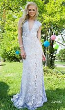 Jovani 78450 Prom Evening Dress ~LOWEST PRICE GUARANTEED~ NEW Authentic Gown