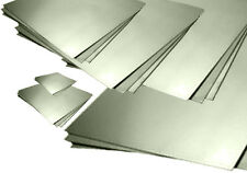 1mm 1.2mm 1.5mm 2mm or 3mm Aluminium Sheet Plate Guillotine Cut Metal Aluminium