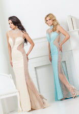 Tony Bowls TBE11506 Long Evening Dress ~LOWEST PRICE GUARANTEE~ NEW Authentic