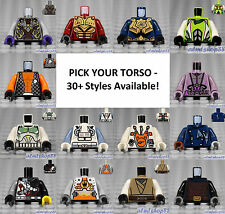 LEGO - Pick Your Minifigure Torso - SPACE ALIEN GALAXY EXO FORCE Clone Monster