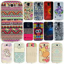 for Samsung Galaxy S3 S4 S5 Cute Classic Aztec Hot Fashion Hard Back Skin Case