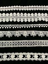 Sale! Closeout Many Beautiful Vintage Style Venise Lace Price For 1 yard