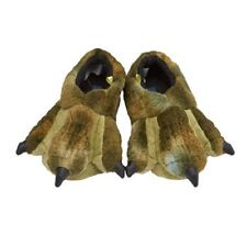 Stride Rite® Kid's Plush Slippers - DINOSAUR CLAW *** FAST SHIPPING ***
