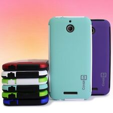 CoverON for HTC Desire 510 Hard Hybrid Case Slim Phone Cover + Screen Protector