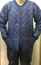 MENS WARM JACKET ,THERMAL,WINTER WORKWEAR JACKET IN NAVY COLOUR
