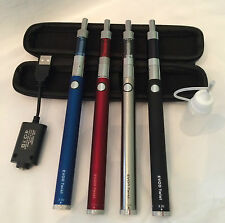 EVOD Twist (VV) 1100mah+Mini Protank 3 Starter Kit (Red, Black, Stainless, Blue)