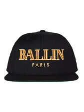 BALLIN PARIS SNAPBACK Cap by ALEX & CHLOE