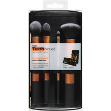 NEW REAL TECHNIQUES PROFESSIONAL CORE COLLECTION SAM & NIC MAKE UP BRUSH KIT, UK