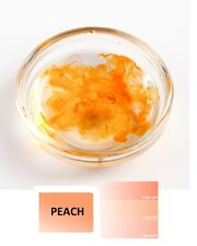 PEACH - SOAP MAKING LAB COLOUR DYE FOR MELT & POUR, COLD PROCESS SOAP, CREAMS