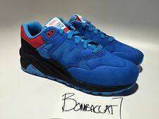 "New Balance x Shoe Gallery MRT580SG Blue/Black ""Tour De Miami"""