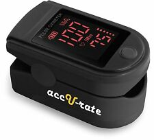Acc U Rate CMS 50DL Generation 2 Fingertip Pulse Oximeter