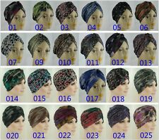 Turbans Under Scarf Beanie Bonnet Chemo Hair Loss Hat Headscarf Hijab Cap Gifts