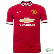 Manchester United Home & Away Shirt 2014 15 Brand New