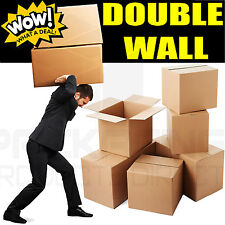 STRONG DOUBLE WALL REMOVAL MAILING CARDBOARD BOXES