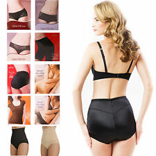 LADIES WOMENS SLIMMING SHAPEWEAR SEAMLESS CONTROL UNDERWEAR BRIEFS KNICKERS SIZE